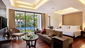 Bali Nusa Dua Hotel Bali - Deluxe Suite Room Promo Gajian
