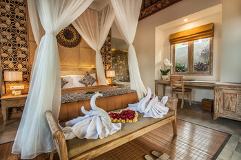The Sun Heaven Ubud by Inara Bali - One Bedroom Villa with Private Pool Including Breakfast Best Deal