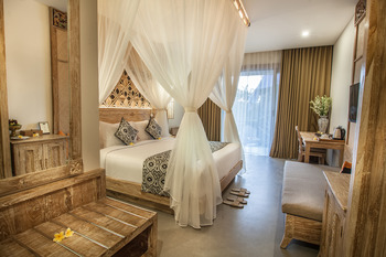 The Sun Heaven Ubud by Inara Bali - Inara Suite Room Breakfast Best Deal