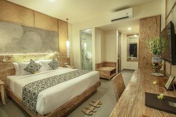 The Sun Heaven Ubud by Inara Bali - Deluxe Garden Room Only Best Deal