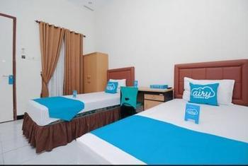 Airy Eco Syariah Air Hitam Kadeie Oening 123 Samarinda - Standard Twin Room Only Regular Plan