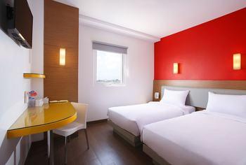 Amaris Hotel Palembang - Smart Room Twin Promotion 2020 Regular Plan