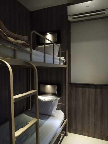 The Cabin Tanjung Hostel Yogyakarta Yogyakarta - Tanjung Private Bathroom Regular Plan