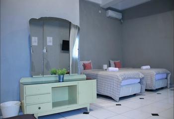 Pondok Manggolo Yogyakarta - Family Room Regular Plan