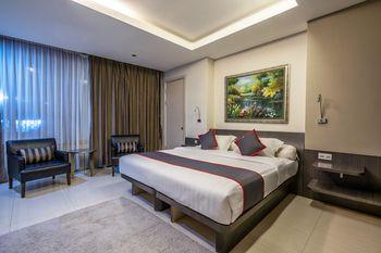 Collection O 14 Sun Boutique Hotel Bali - Deluxe Double Room Regular Plan