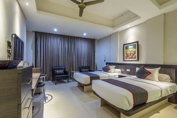 Collection O 14 Sun Boutique Hotel Bali - Deluxe Twin Room Regular Plan
