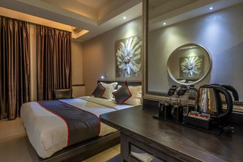 Collection O 14 Sun Boutique Hotel Bali - Standard Double Room Regular Plan