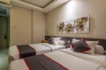 Collection O 14 Sun Boutique Hotel Bali - Standard Twin Room Regular Plan