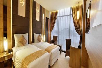Grand Tjokro Jakarta - Deluxe Twin Room Only Regular Plan