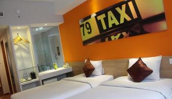 The Hills Batam Batam - Superior Twin Bed Room Only Regular Plan
