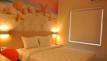 Cordela Pangkalpinang Bangka - Deluxe Double Business Room Regular Plan