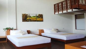 Pondokan Tjiburial Bandung - Damar Room Non Smoking Room Only Regular Plan