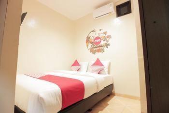 OYO 196 Horizone Residence Bandung - Deluxe Double Room Regular Plan