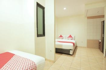 OYO 196 Horizone Residence Bandung - Suite Triple Last Minute