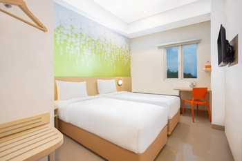 Zest Hotel Parang Raja Solo Solo - Zest Twin Room Only Regular Plan