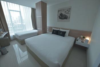 Hotel Dharmein Jakarta Jakarta - Family Room Regular Plan