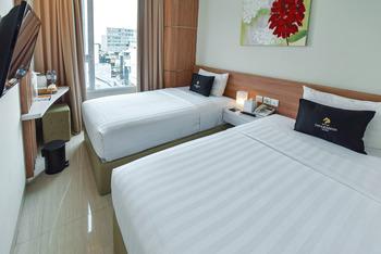 Hotel Dharmein Jakarta Jakarta - Superior Room TWIN Regular Plan