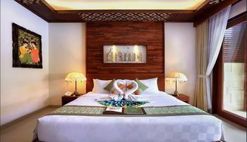 D'bulakan Boutique Resort Ubud - Super Deluxe Pool View Regular Plan