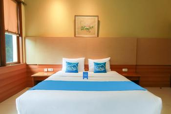 Airy Riau Progo 6 Bandung - Ellegence Double Room Only Special Promo Aug 28