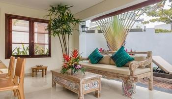 Kubu GWK Resort Bali - Villa Dua Kamar dengan Private Pool EARLY BOOK
