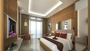 Kubu GWK Resort Bali - Suite Satu Kamar dengan Akses Kolam Renang EARLY BOOK