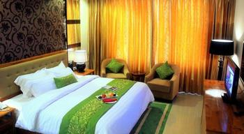 Gran Surya Hotel Bali - Deluxe Room Regular Plan