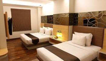 Citihub Hotel at Arjuna Surabaya - Family 2 Person Regular Plan