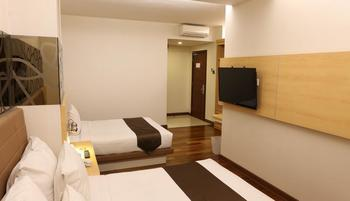 Citihub Hotel at Arjuna Surabaya - Family 4 Person Regular Plan
