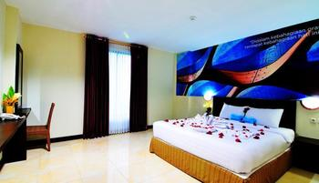 Kyriad Grand Master Purwodadi - Executive Room Only Regular Plan