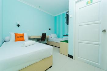 KoolKost Syariah near Taman Bekapai Balikpapan Balikpapan - KoolKost Twin Room Limited Time Deal