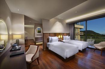 Golden Tulip Holland Resort Batu Malang - Deluxe Twin Room Only Regular Plan