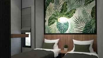 Nunia Tamansari Hotel Serang - Superior Twin Breakfast Regular Plan
