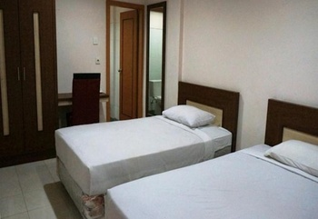 Hotel Fortuna Jambi Jambi - Junior Business Room Only Regular Plan