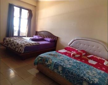 Villa Pantai Carita Selatan By Jae Pandeglang - 3 Bedroom Lantai 2 Regular Plan