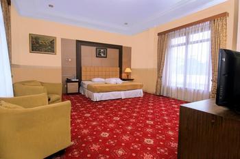 Hotel Hakmaz Taba Lubuklinggau Lubuklinggau - Deluxe Room Regular Plan