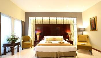 The Graha Cakra Bali Hotel Bali - Deluxe Room Only Regular Plan