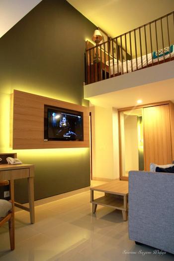 The Graha Cakra Bali Hotel Bali - Mezzanine Regular Plan