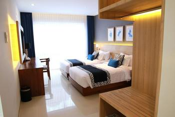 The Graha Cakra Bali Hotel Bali - Superior  2 Nights Stay 30% Disc