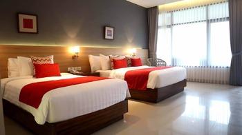 The Cakra Hotel Bali - Kamar Keluarga Tanpa sarapan October Promotion
