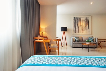 The Graha Cakra Bali Hotel Bali - Studio Suite Regular Plan
