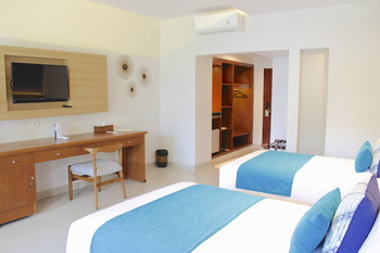 The Graha Cakra Bali Hotel Bali - Deluxe Room Only 2 Nights Stay 30% Disc