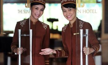 The Sunan Hotel Solo - Executive Bussiness Twin - with Breakfast Applepril