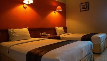 Hotel Asri Cirebon Cirebon - Superior Twin (All New Air Conditioner) Regular Plan