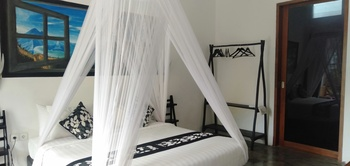 Martas Windows Bungalows and Villas Lombok - Deluxe Standard Room Regular Plan