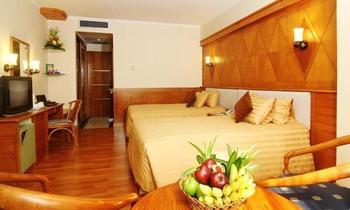 Hotel Mutiara Merdeka Pekanbaru - Deluxe Double Room Regular Plan