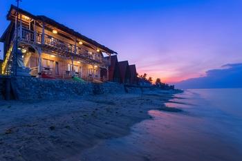 Road Beach Sun Sun Bali - Private Triangle Room Sea View New Normal Promo