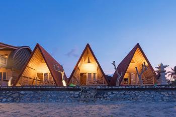 Road Beach Sun Sun Bali - Private Triangle Room Sea View ROOM ONLY New Normal Promo