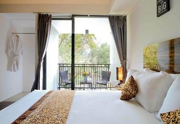 De Jehan's Boutique Hotel Kuningan - Deluxe Balcony Regular Plan