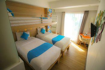 Baliez Hotel Seminyak Seminyak - Superior Family Room Only Regular Plan