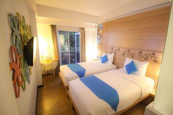 BaliEz Hotel Seminyak Bali - Pegipegi Room Work From Bali